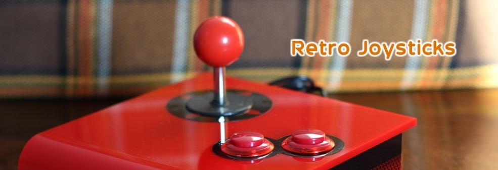 Retro Joysticks