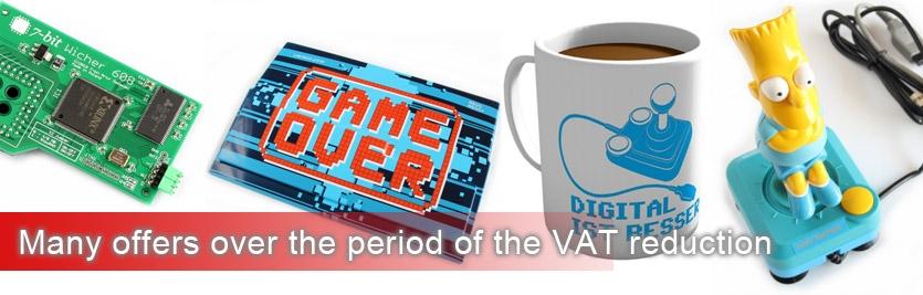 VAT offers
