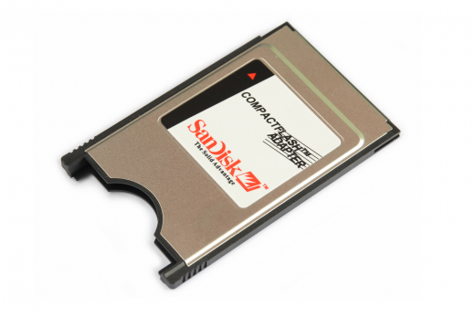 CF2PCMCIA adapter for Amiga 600 / 1200