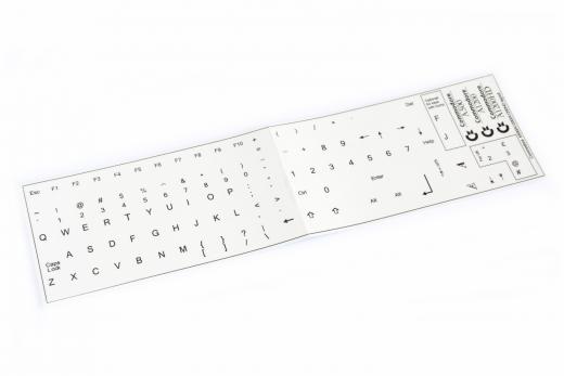Tastaturaufkleber Amiga 500 / 1200