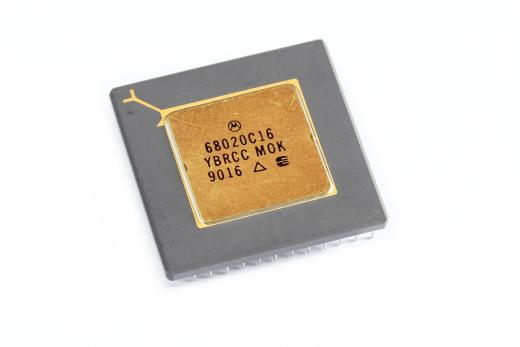 Motorola 68020 C16 CPU für Amiga