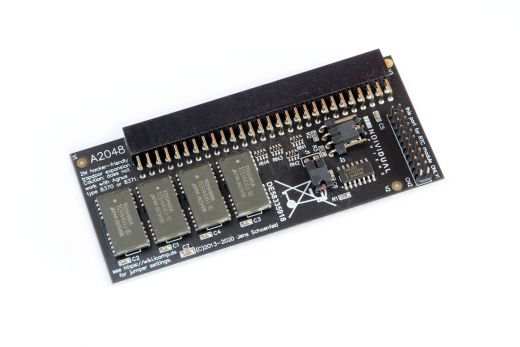 A2048 2 MB memory expansion for Amiga 500 / plus