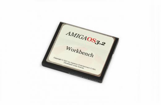 AmigaOS 3.2 CF-Karte