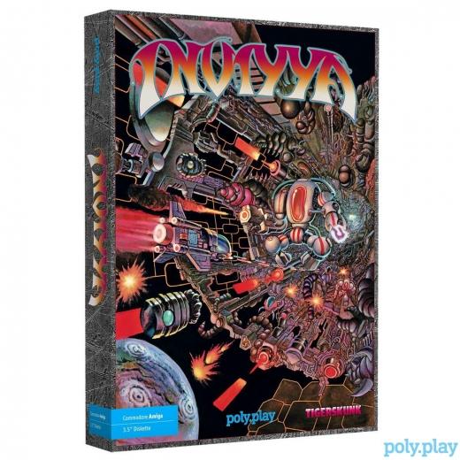 Inviyya - Collector's Edition - Amiga Diskette / CD 32