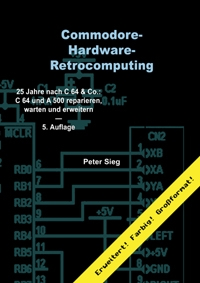 Commodore-Hardware Retrocomputing (german book)