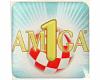 Gehäuseaufkleber AmigaOne 2