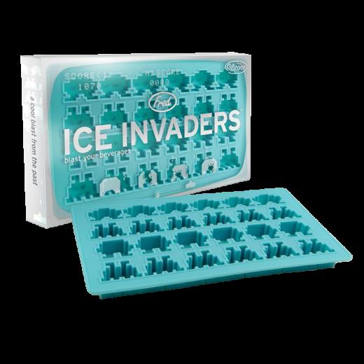 Invader Eiswürfel