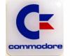 Gehäuseaufkleber Commodore