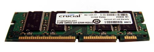 512 MB Speicher Modul für SamFlex