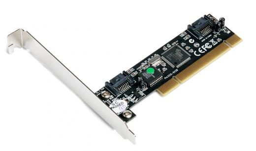 PCI SATA Raid Controller 2-Port