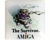 Gehäuseaufkleber Amiga Survivor