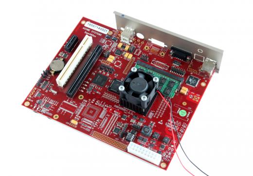 SAM460cr Board + 2GB Ram + AmigaOS 4.1 FE