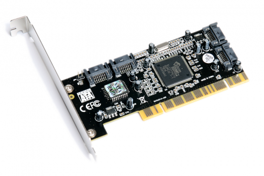 PCI SATA Raid Controller 4-Port