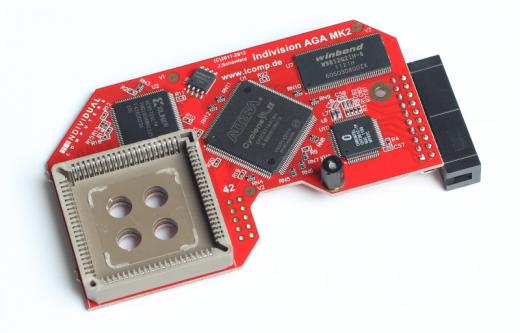 Flickerfixer / Scandoubler Indivision AGA Mk2cr A4000 / CD32