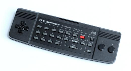 CDTV remote controller