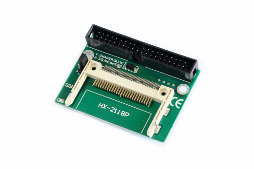 Compact Flash 3,5 Zoll IDE Adapter männlich