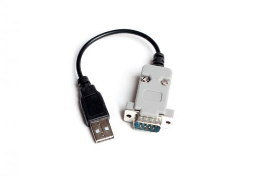 USB zu Amiga-Joystickport Adapter
