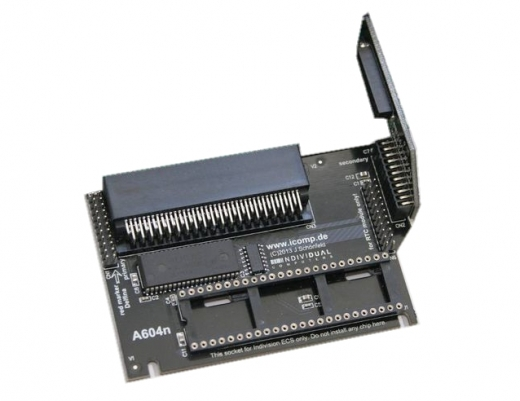 A604n Chip-Ram Memory Expansion for Amiga 600