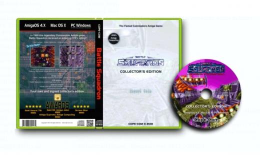 Battle Squadron Collectors Edition DELUXE
