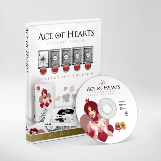 Ace Of Hearts CD-Version