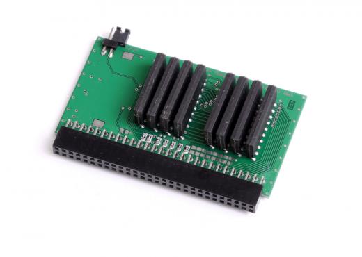 A500+ Speichererweiterung mit 1 MB
