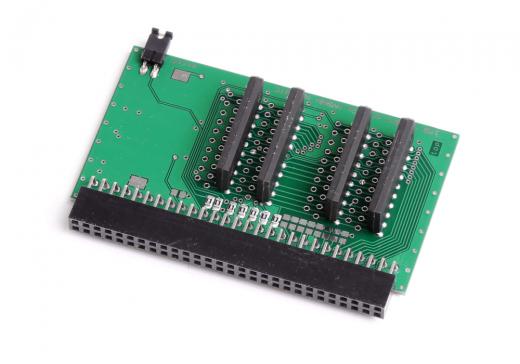 A500 Speichererweiterung mit 512 KB