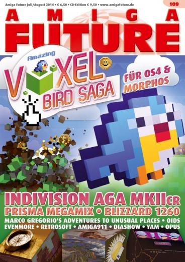 Amiga Future 109 inkl. Versand