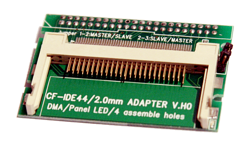 Compact Flash 2,5 IDE adapter female