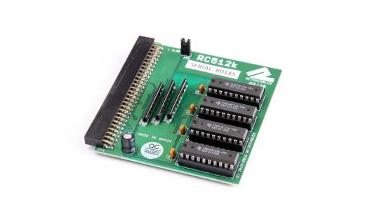 Amiga 500 512 KB Speichererweiterung