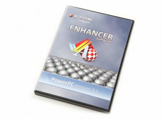 Enhancer Software Plus für AmigaOS 4.1
