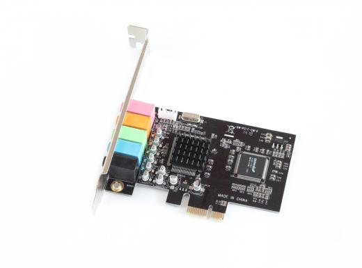 PCI-Express Soundkarte CMI8738-MX