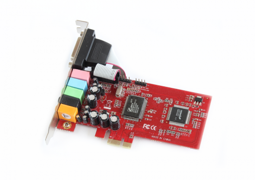 PCI-Express Soundcard CMI8738-LX