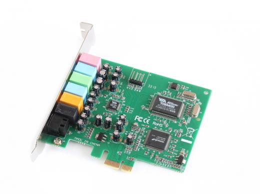 PCI-Express Soundkarte VT1723Envy24D