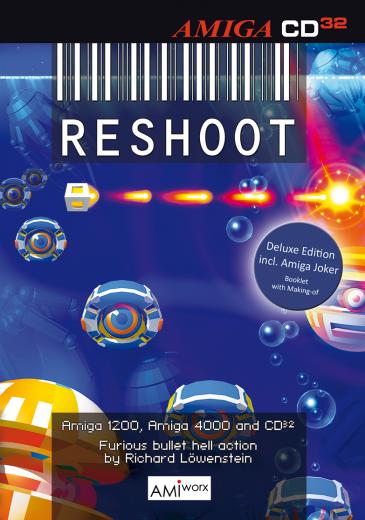 Reshoot Deluxe Edition Amiga CD