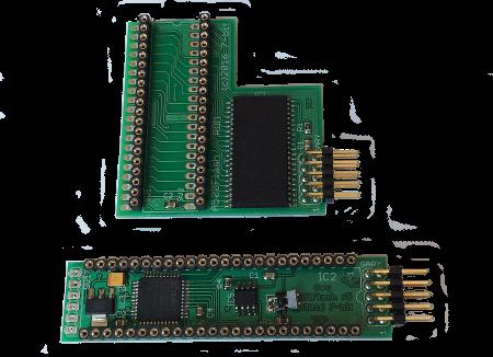 A500Flash 1 MB Kickstart switcher