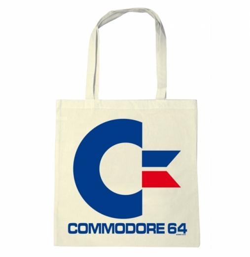 Commodore 64 Baumwolltasche