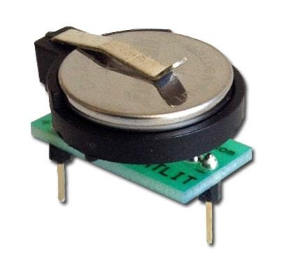 Lithium Knopfzellen Batterieuhren Kit für Amigas