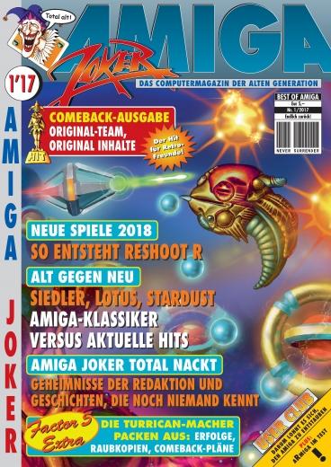 Amiga Joker Sonderausgabe 1-17