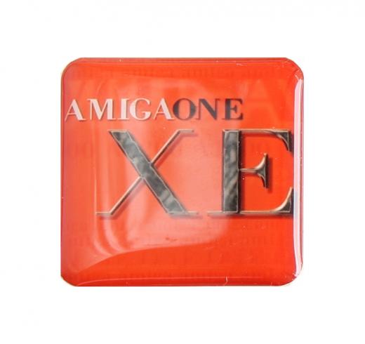 Case sticker AmigaOne XE