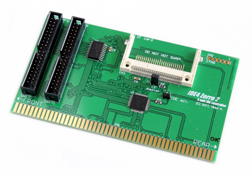 IDE4 Z2 Controller für Amiga 2000