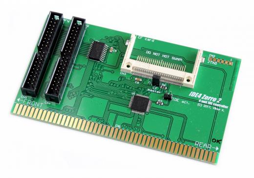 IDE4 Z2 Controller for Amiga 2000