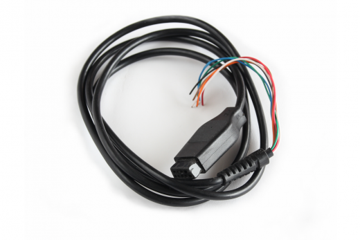 Joystick, joypad replacement cable - long bend protection