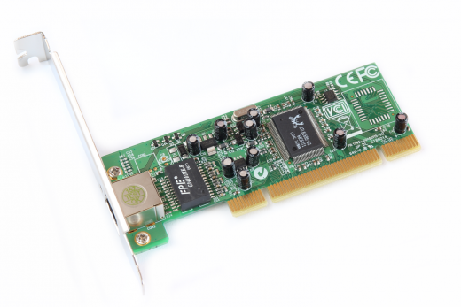 Gigabit Netzwerkkarte PCI für Amiga