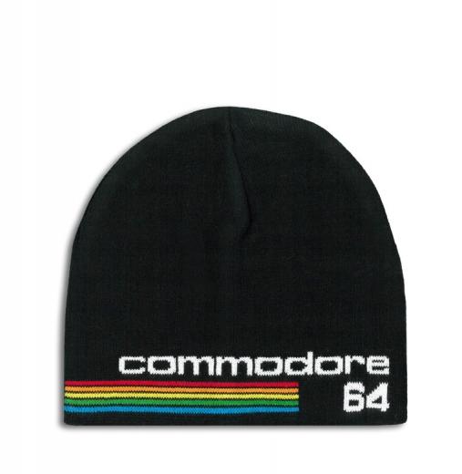 Commodore 64 Strickmütze