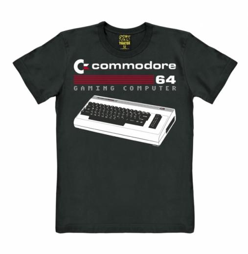 Commodore 64 Gaming Computer - T-Shirt