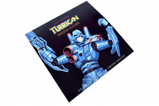 Turrican - Orchestral Selections Doppel Vinyl