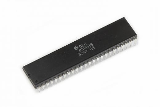 MOS 8362R8 (DENISE) Chip
