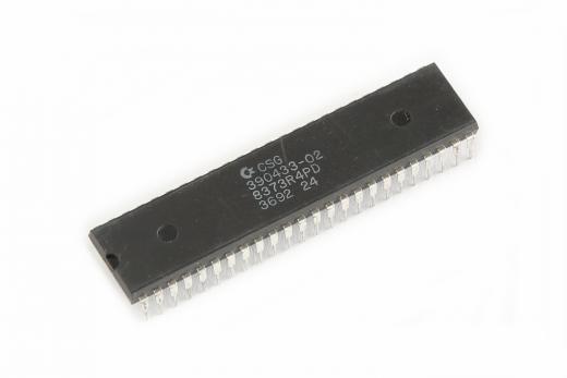 MOS 8373R4PD - CSG 390433-02 (SUPER DENISE HiRes) Chip