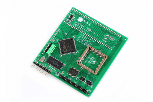 Wicher 508i accelerator for Amiga 500
