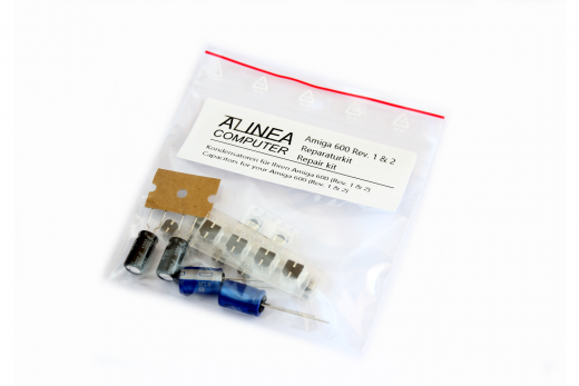 Amiga 600 repair kit